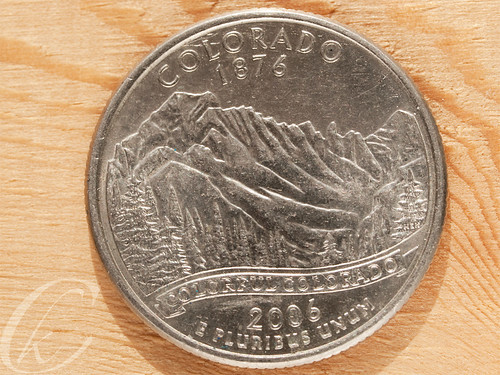 2006 Colorado Quarter #2