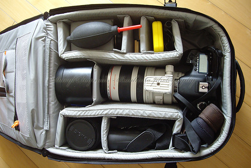 Lowepro X350 AW - My New camera bag.