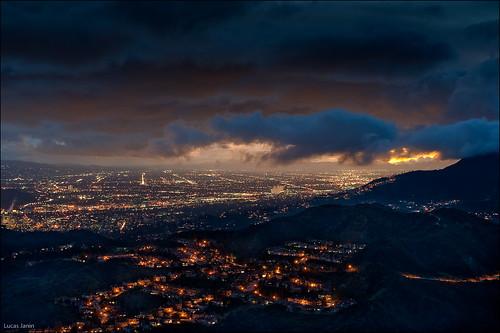 Vue d'ensemble Los Angeles