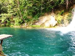 God must be an artist... (Ezniter) Tags: waterfall cascada huasteca sanluispotosi tamul tamasopo