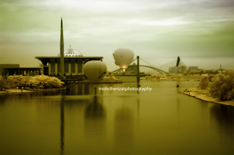 2nd Putrajaya International Hot Air Balloon