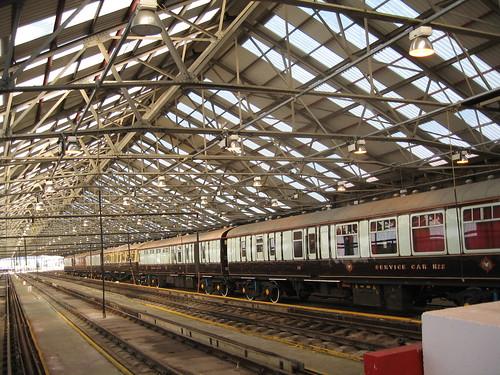 Queen of Scots private train (UK)