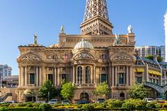 Las Vegas (mon_ster67) Tags: vegas building tower architecture canon lasvegas casino nv mon canoneos sincity parislasvegas fascade vegasstrip parislasvegashotel vegasnevada vegasnv t5i parislasvegashotelcasino exteriorelevation canoneosrebelt5i mon