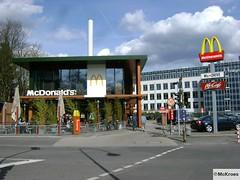 McDonald's Köln Aachener Strasse 752 (Germany)