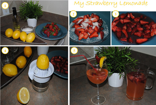 Strawberry Lemondade Pictures