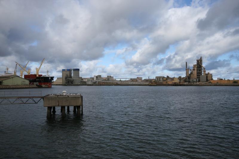 Port Adelaide Wharfes