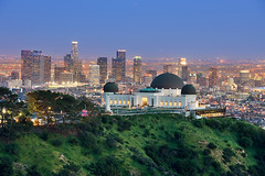 This is Los Angeles!! (Shawn S. Park) Tags: california losangeles downtown shawn griffithobservatory 70200vr d700
