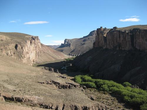 Pinturas Canyon