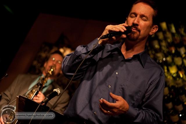 Paul Seaforth's Mo Sax at Dizzy's 41710 © Michael Klayman-047