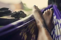 127/365 (obo-bobolina) Tags: portrait tattoo ink ben hannah sp hammock 365 selfie 365days