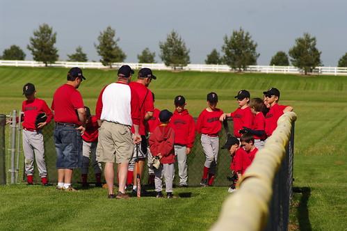Bulldogs Fence Meeting