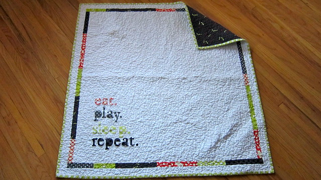 Square Baby Playmat