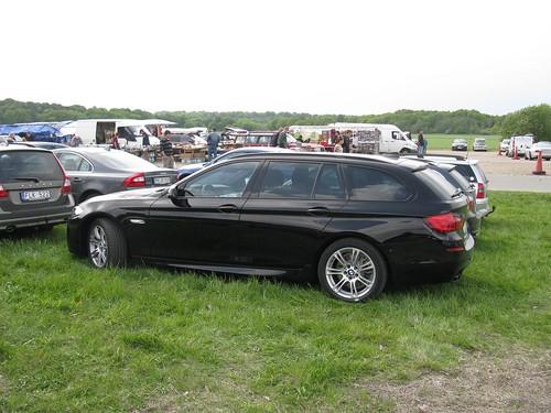 Bmw 520d Touring m Sport F11