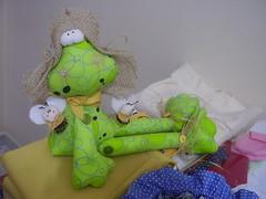 (Prel Artes) Tags: bonecas dolls artesanato bichos artes prel bonecasdepano countrydolls bichosdepano prelartes