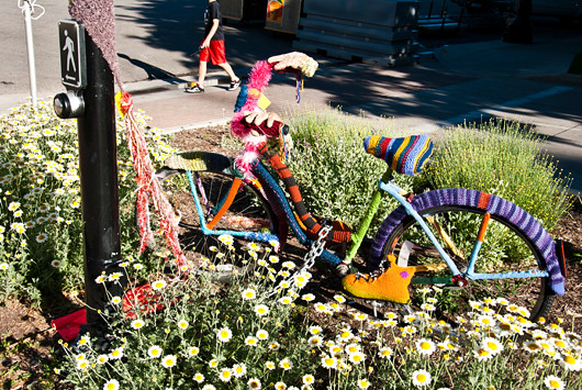 yarn bombing utah arts fest_2