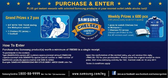 Samsung Bringing In Chelsea 2