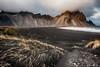 From The Archives (Kristinn R.) Tags: sea sky mountains beach clouds blacksand iceland nikon vestrahorn d3x nikonphotography stokknes kristinnr