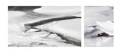 Silenci (I) . Silencio. Silence. (ibethmuttis) Tags: silence silenci ice river winter white