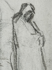 MILLET Jean-François,1864 - La Fuite en Egypte, Etude (drawings, dessin, disegno-Louvre RF11270) - Detail 03 (L'art au présent) Tags: drawing dessins dessin disegno personnage figure figures people personnes art painter peintre details détail détails detalles 19th 19e dessins19e 19thcenturydrawing 19thcentury detailsofdrawings detailsofdrawing croquis étude study sketch sketches jeanfrançoismillet millet jeanfrançois fuiteenegypte fuite egypte flighttoegypt flight egypt louvre paris france museum bible portrait personne homme man men