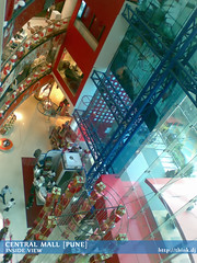 Central Mall (Interior) (thinkdj) Tags: pune centralmall
