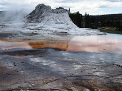 YS 5.30 (42) - Castle Geyser (mkcorley) Tags: yellowstone 2007 uppergeyserbasin