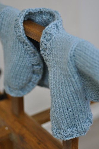 Easy Seamless Bolero Shrug (For Kids) - Free Knitting Pattern
