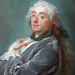 Lunberg, Gustave (1695-1786) - 1741 Portrait of the Artist Francois Boucher (Louvre, Paris)