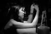 a slow night (Adrian in Bangkok) Tags: life street girls people urban bw white black sexy bar dark asian thailand blackwhite asia faces bangkok streetphotography streetlife monotone nana streetphoto nightlife redlight whores prostitutes redlightdistrict trashy hookers sukhumvit seedy bargirls