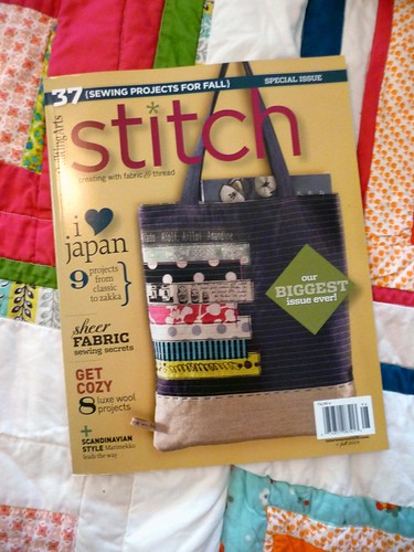 Stitch Mag projects