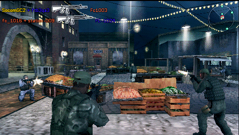 SOCOM FTB3 MP Screenshot 3