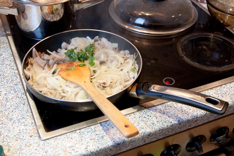 Рецепты блюд с грибами маслята