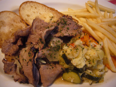 Troubadour ILLINOIS Dinner Days