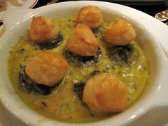 bistro niko - escargot en croûte by foodiebuddha
