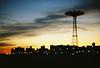 cony island parachute jump (lomokev) Tags: sky cloud silhouette buildings coneyisland dusk agfa ultra agfaultra eos1 parachutejump uploadtoflickr canoneos1 roll:name=eos10806d file:name=eos10806d58 yahoo:yourpictures=skyline