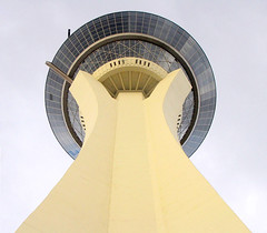 The Stratosphere Tower, Las Vegas, Nevada