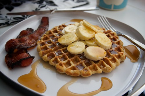 Weekend Waffles!