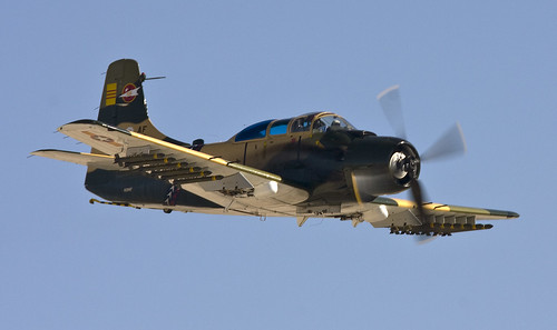 Warbird picture - Nellis Air Force Base Airshow 2009