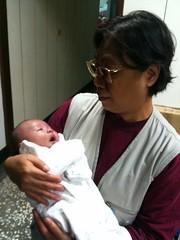姨婆&哞哞