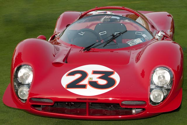 2009 Meadow Brook-Ferrari 330P4