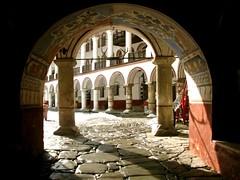 Rila Monastery 14 (St. Hadrian Pilgrimages) Tags: pilgrimage bulgarian