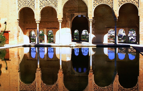 Alhambra´s reflections