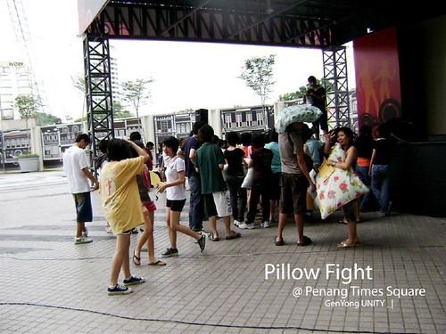 Pillow Fight 4