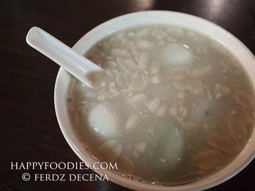 Peanut Soup (SG$ 2)