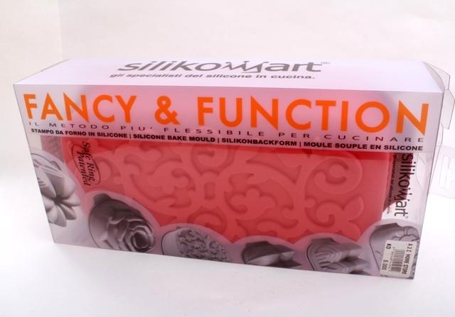 Cake silicon mold