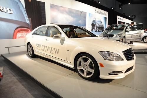 Hybrid Mercedes LA Autoshow 2009