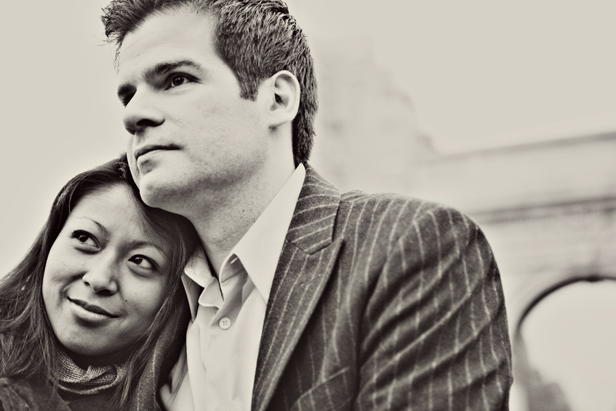 Michele and Kenley Engagement~ New York City