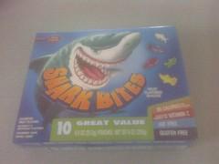 SHARK BITES!