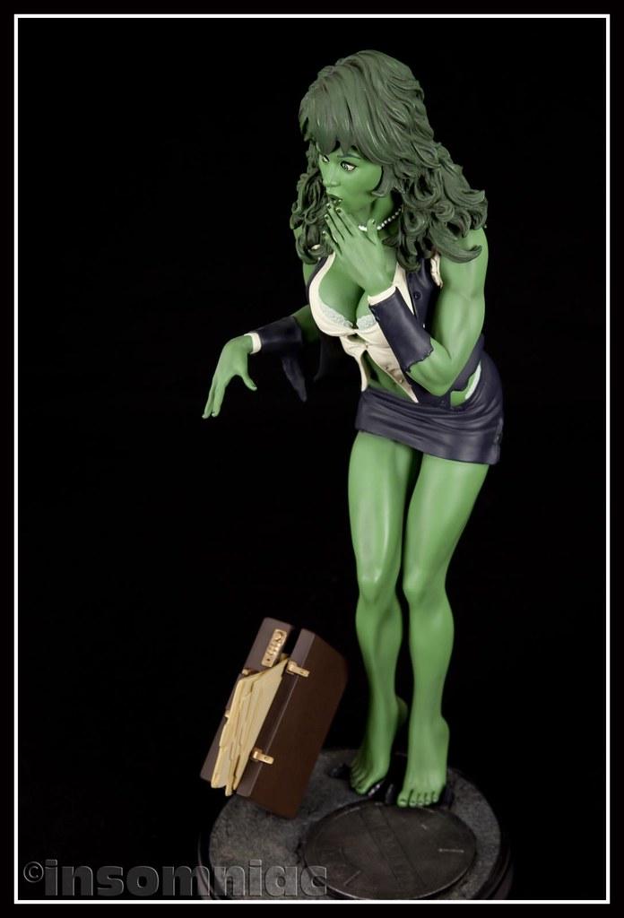 Lançamento: Ah! Comiquette: She-Hulk - Saiu !!! - Página 3 4161280757_e3e7d47f39_b