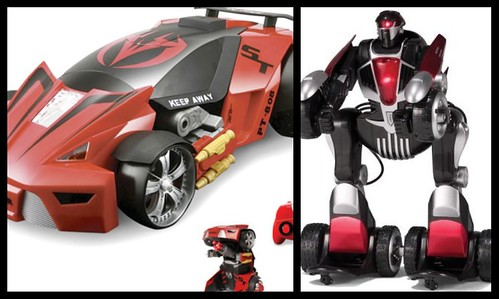 Transforming Robot/Car
