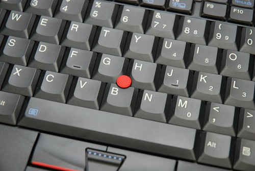 2009 ThinkPad USB小紅點鍵盤 - 17